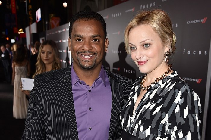 Alfonso and Angela Ribeiro I Image: Getty Images