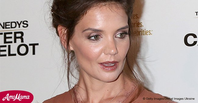 Katie Holmes fans noticed a suspicious detail in her recent photo, 'She looks pregnant'