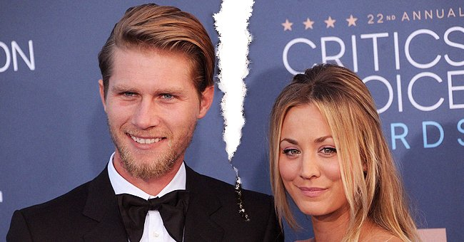 Kaley Cuoco and Karl Cook at The 22nd Annual Critics' Choice Awards at Barker Hangar in Santa Monica, California | Photo: Gregg DeGuire/WireImage via Getty Images