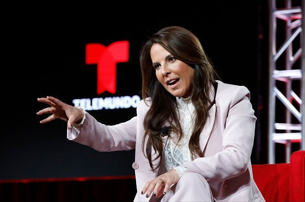 Kate del Castillo. Fuente: Getty Images/Global Images Ukraine