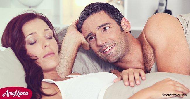 Mujer usa excusa para evitar sexo con marido, pero no contaba con su astucia