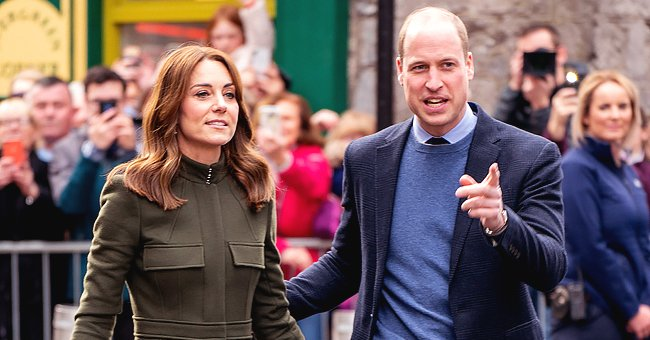 Prince William Reportedly Responds to Irish Fan Professing Her Love for Wife Kate: 'I Do Too'