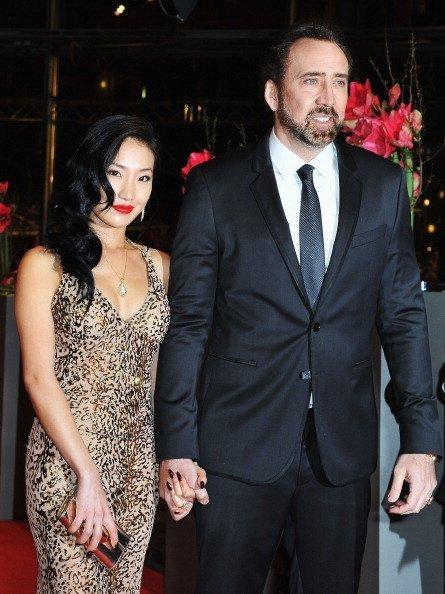 Nicolas und Alice Kim | Quelle: Getty Images