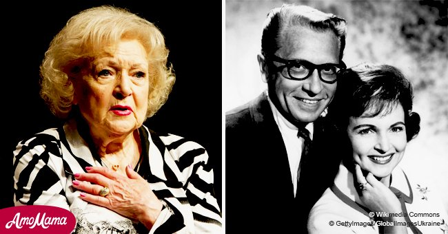 Here's Betty White's greatest regret about her late husband