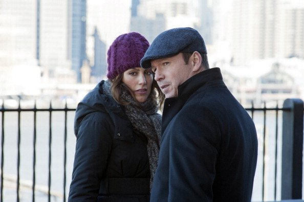 "Danny (Donnie Wahlberg) and Jackie (Jennifer Esposito) investigate a rich woman death on ""Blue Bloods"" 