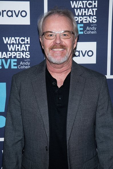 "Mike Lookinland during an appearance on ""Watch What Happens Live with Andy Cohen"" 