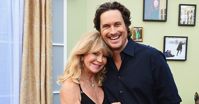 Watch Goldie Hawn Get Emotional in a Sweet Birthday Tribute to Her Eldest Son Oliver Hudson