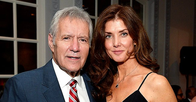 People: Alex Trebek Opens up about His Wife Jean – Inside Their 30-Year Marriage