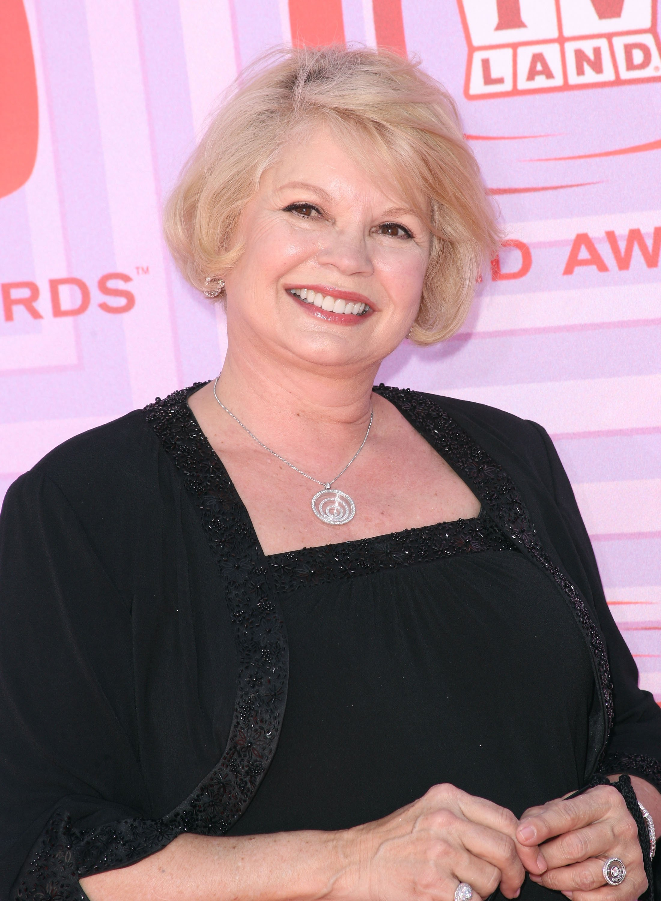 Kathy Garver on April 19, 2009 in Universal City, California | Source: Getty Images/Global Images Ukraine