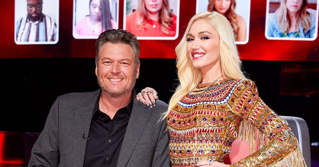 Gwen Stefani Finally Gives a Glimpse at Her Giant Engagement Ring from Fiancé Blake Shelton