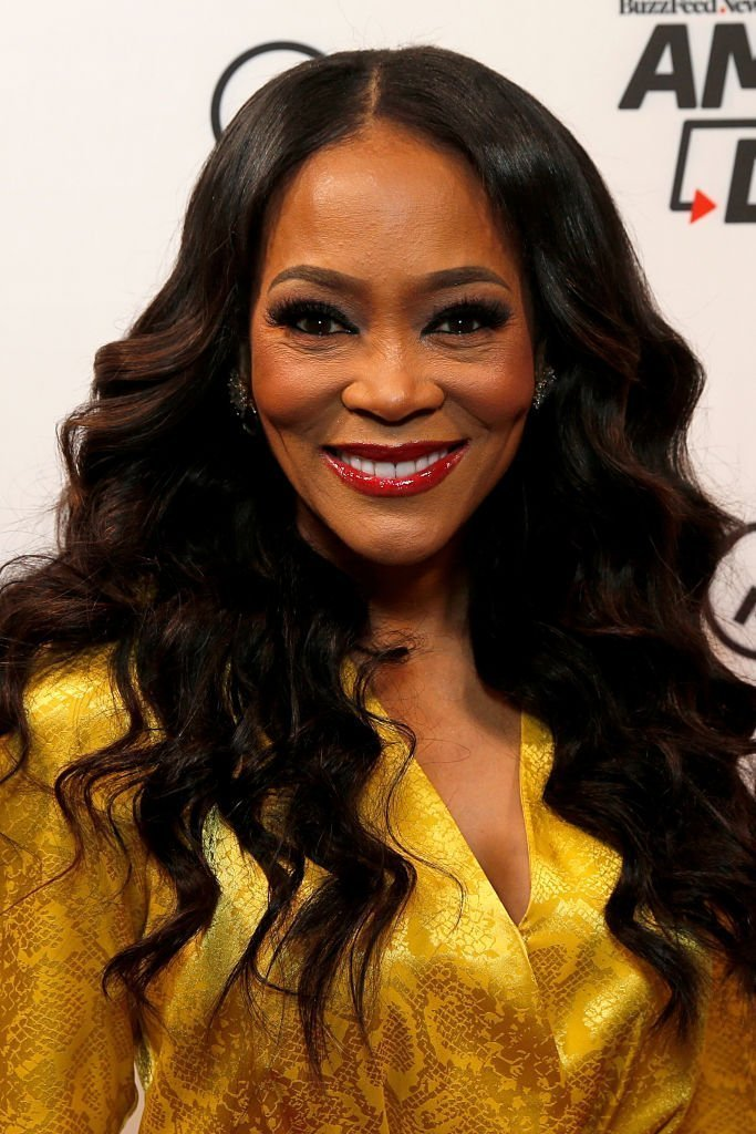 "Robin Givens attends BuzzFeed's ""AM To DM"" 