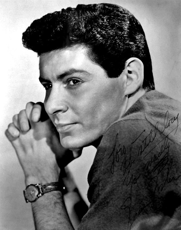 Eddie Fisher. I Image: Wikimedia Commons.
