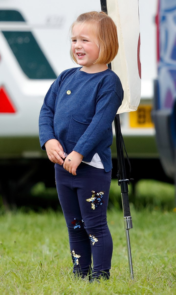 Mia Tindall. I Image: Getty Images.