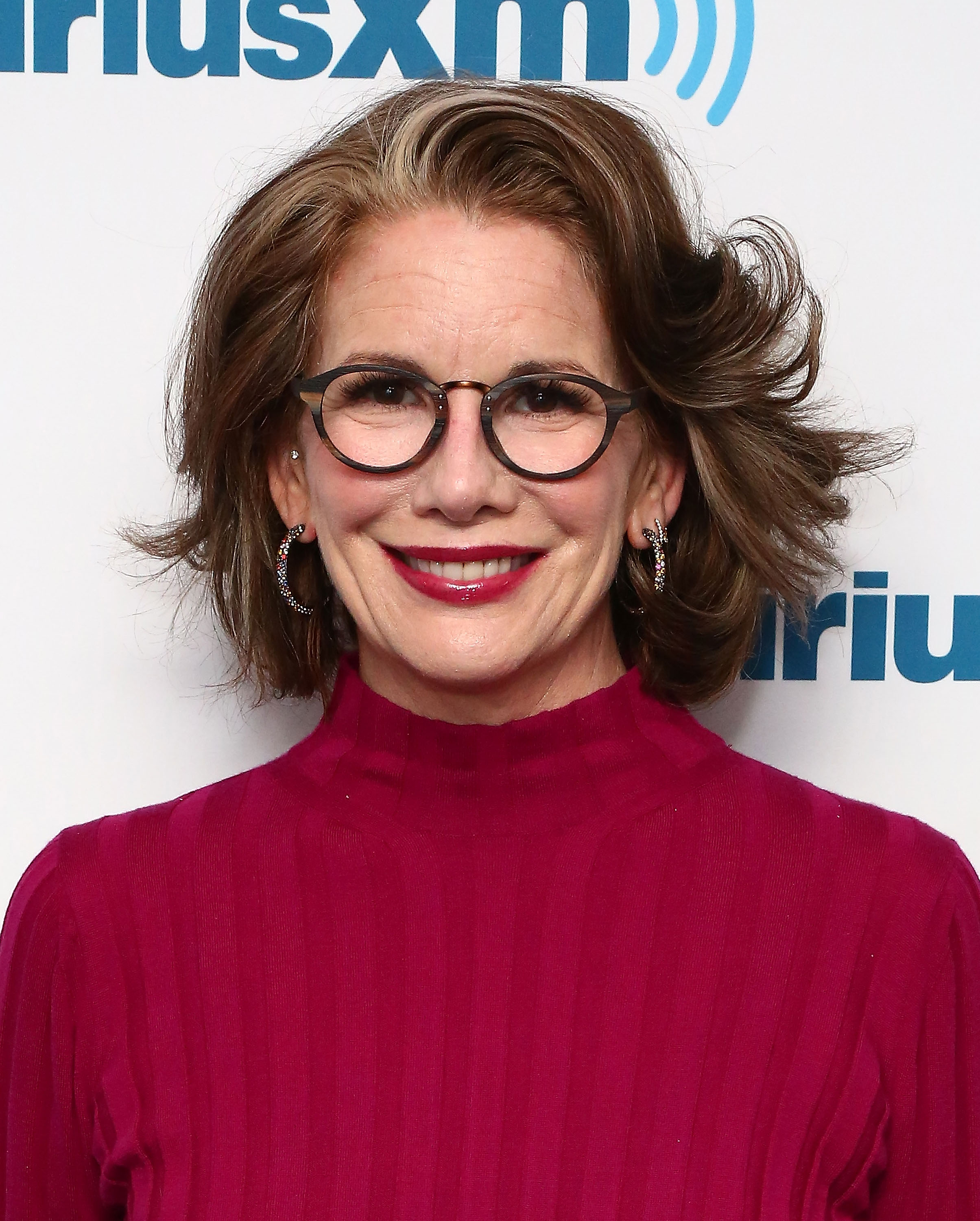Actress Melissa Gilbert visits the SiriusXM Studios on November 17, 2017 in New York City. | Source: Getty Images