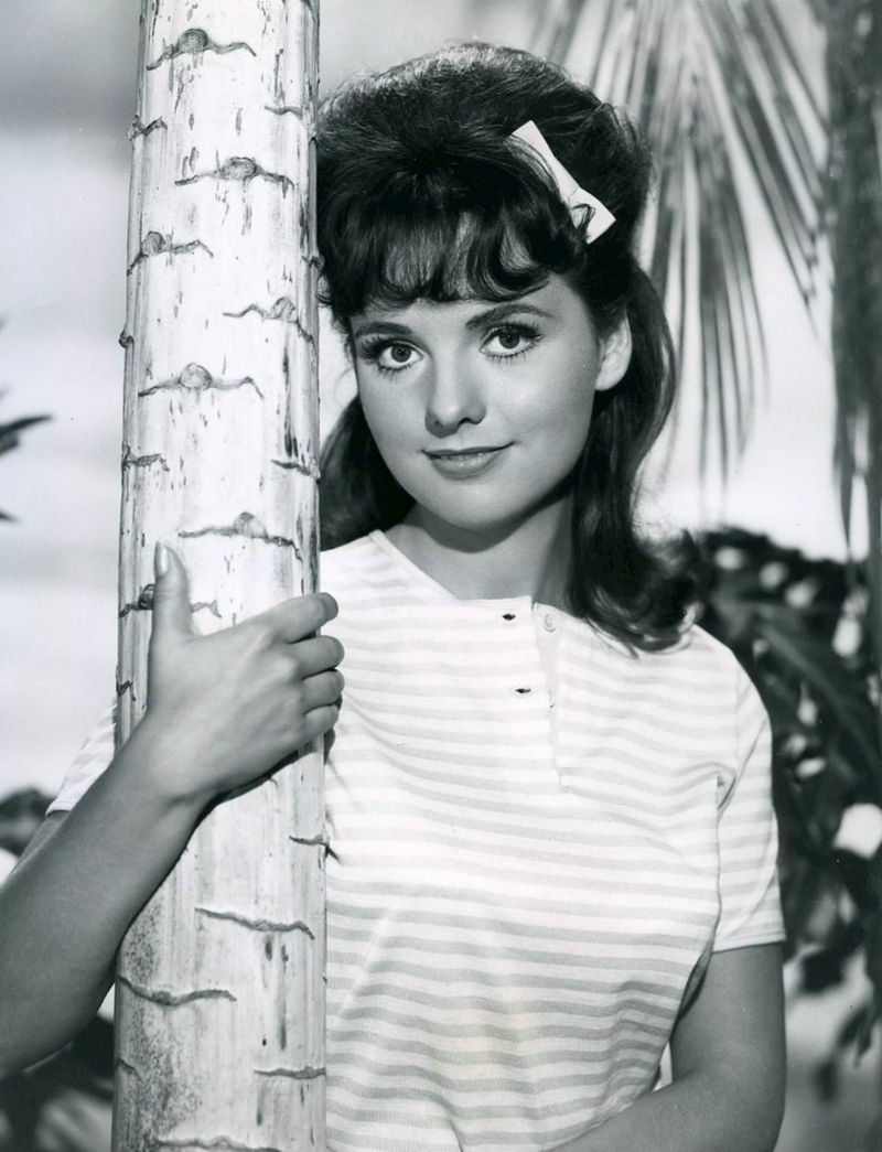 Dawn Wells as Mary Ann Summers on Gilligan's Island in 1964. | Photo: Getty Images.