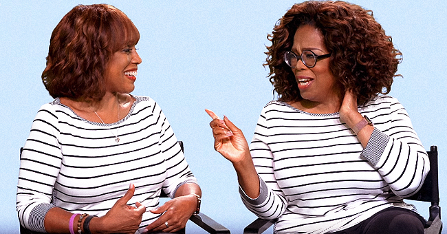 Oprah & Gayle Have Different Ideas on What to Do If Your Friend's Partner Is Cheating