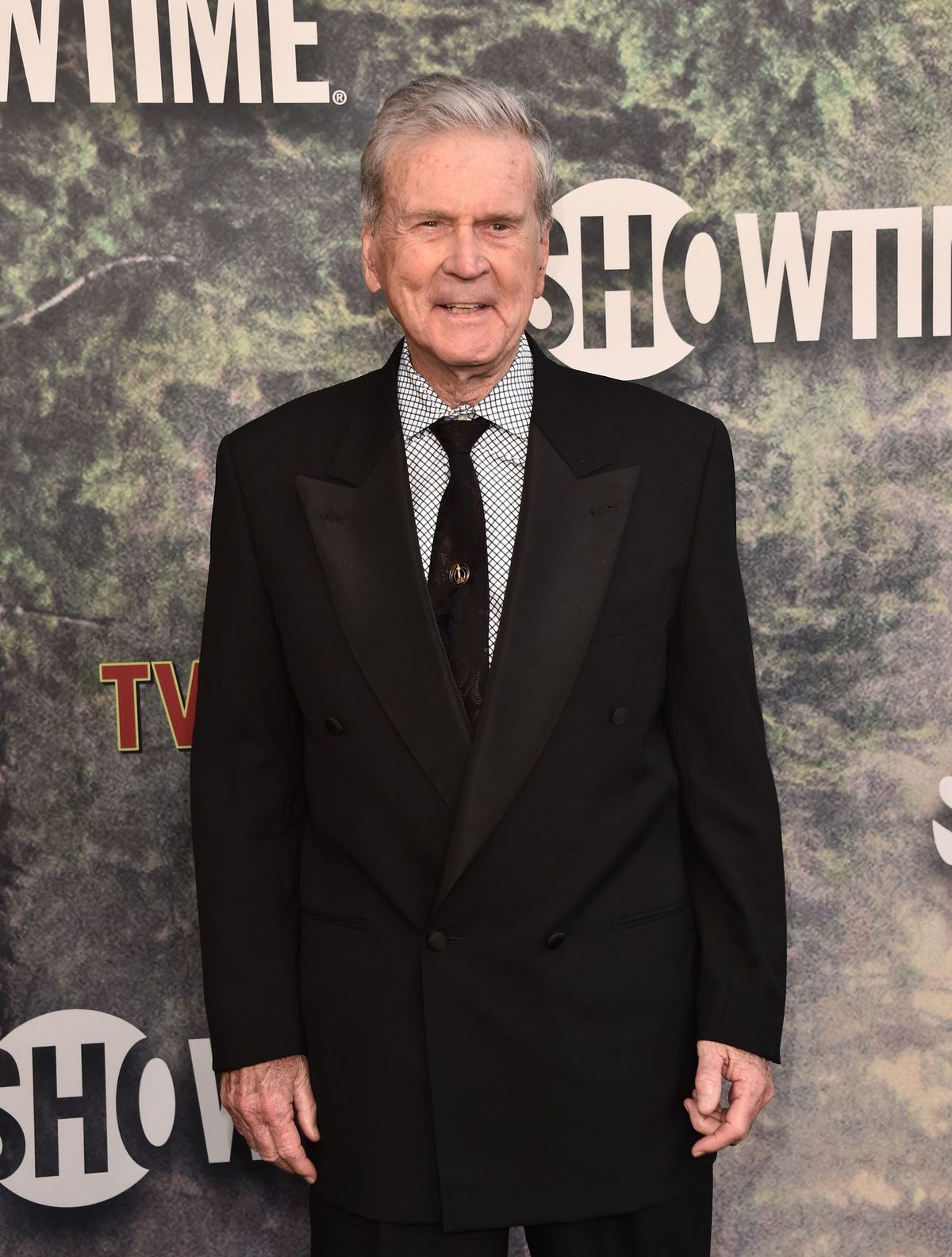 """Don Murray attends the premiere of Showtime's """"Twin Peaks"""" at The Theatre at Ace Hotel on May 19, 2017 in Los Angeles, California. 