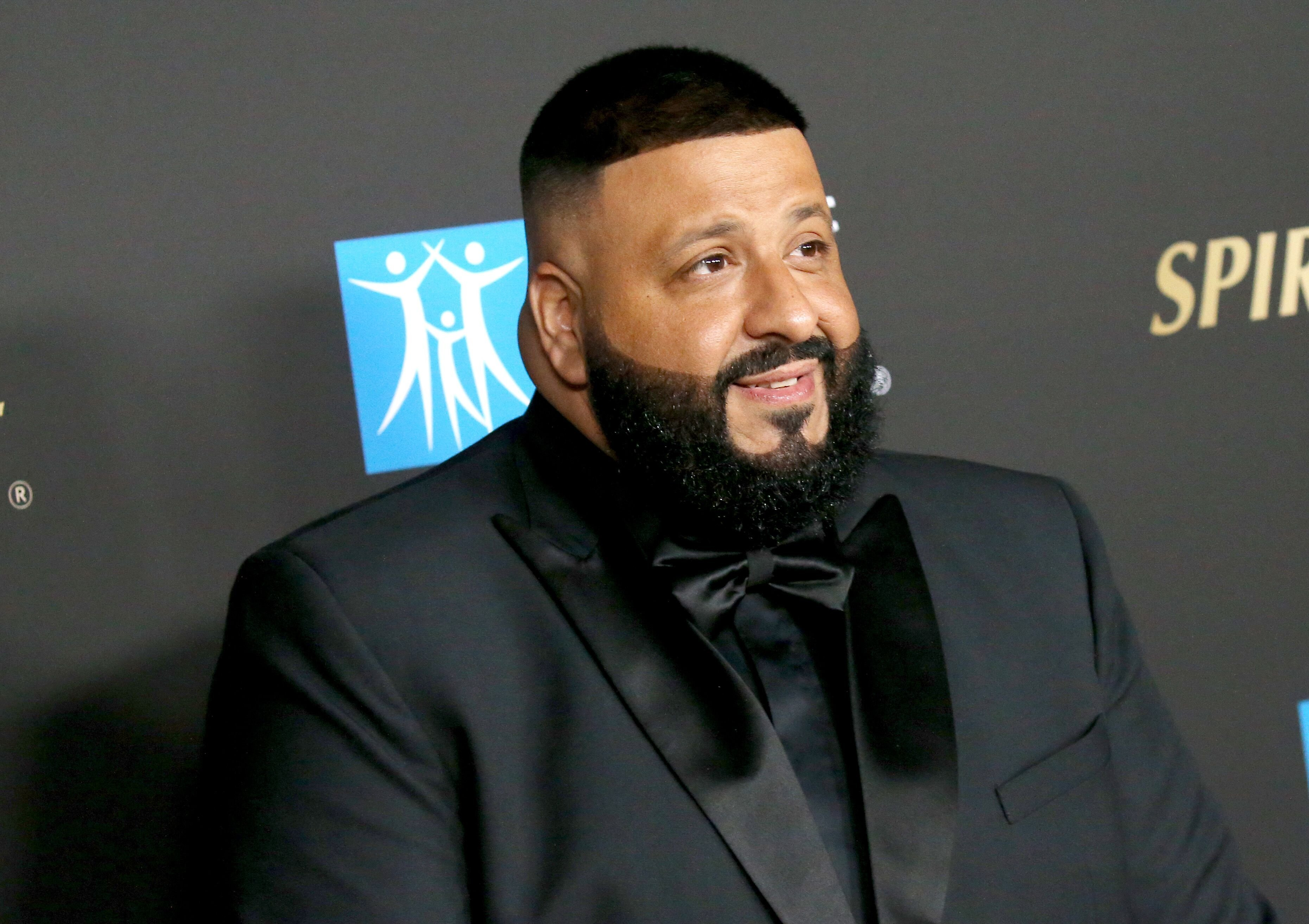 "DJ Khaled at the City Of Hope's ""Spirit of Life"" gala in October 2019. 