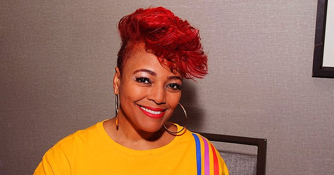 Kim Fields' Husband Christopher Shares a Throwback Video of His Son during 4th of July Weekend