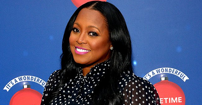 'The Cosby Show' Star Keshia K Pulliam's Daughter Watches Inauguration in a Polka-Dot Outfit