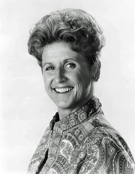Publicity photo of American actress, Ann B. Davis, circa 1973. | Source: Wikimedia Commons
