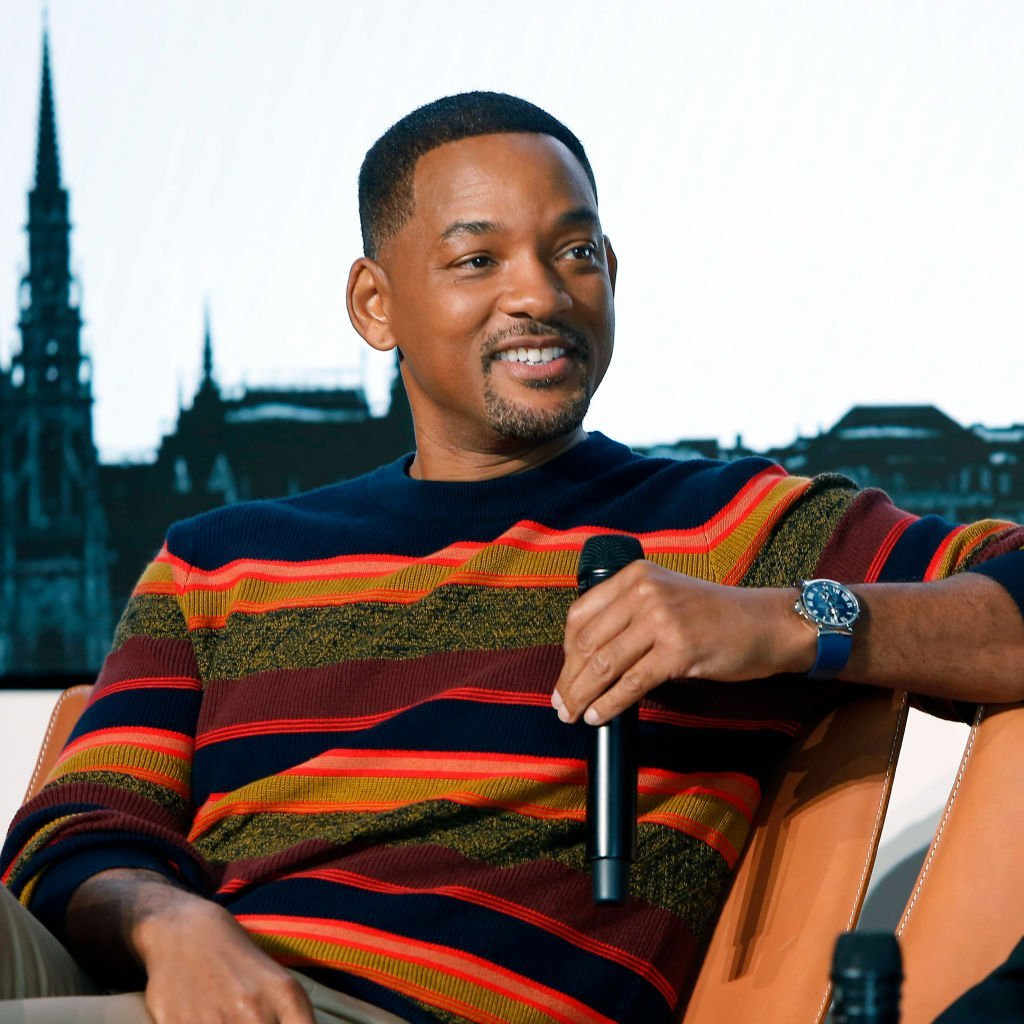 Actor Will Smith attends the Global Press Conference in support of GEMINI MAN at the YouTube Space LA | Photo: Getty Images