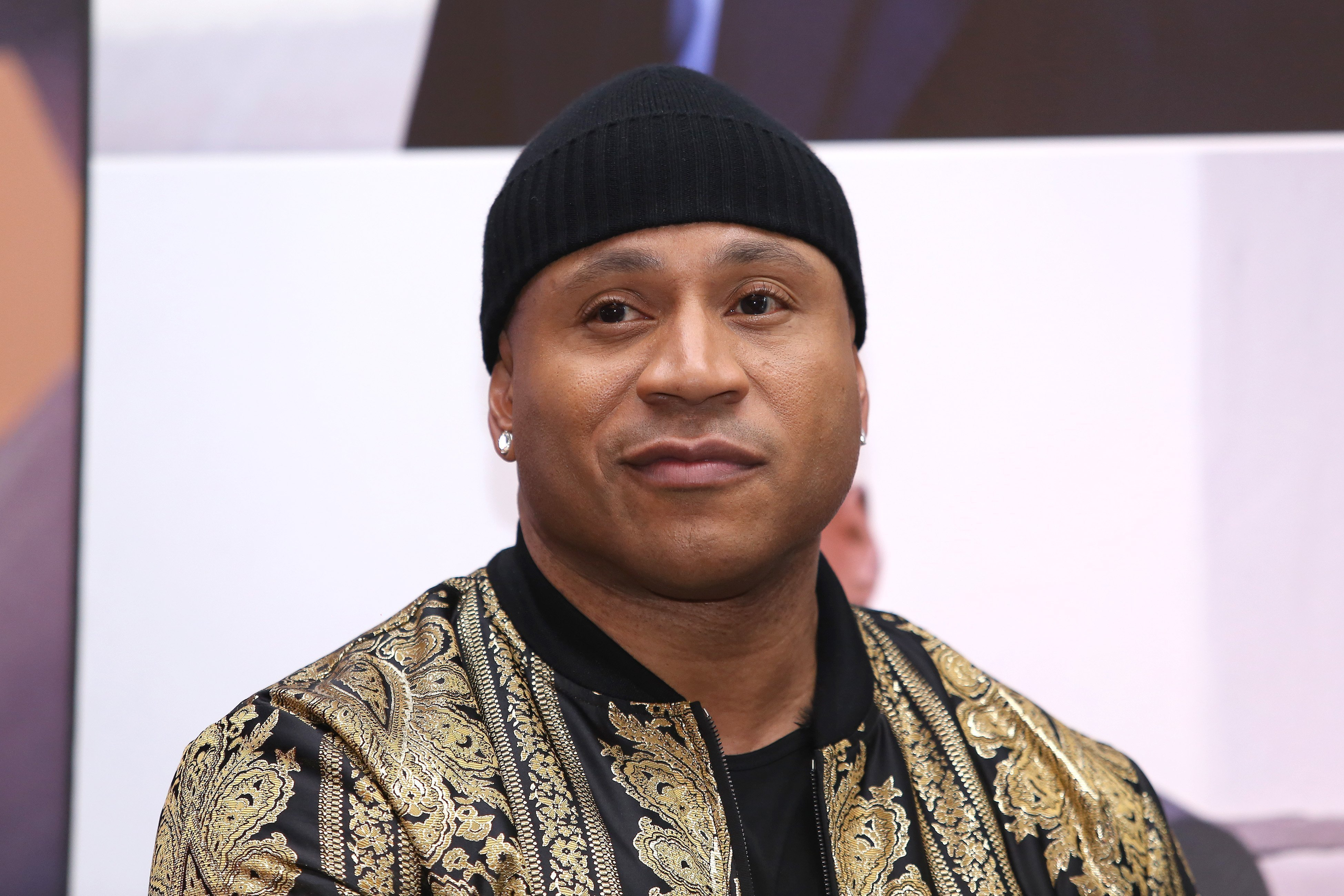 LL Cool J during a press conference at Hotel St. Regis on June 5, 2019 | Photo: Getty Images