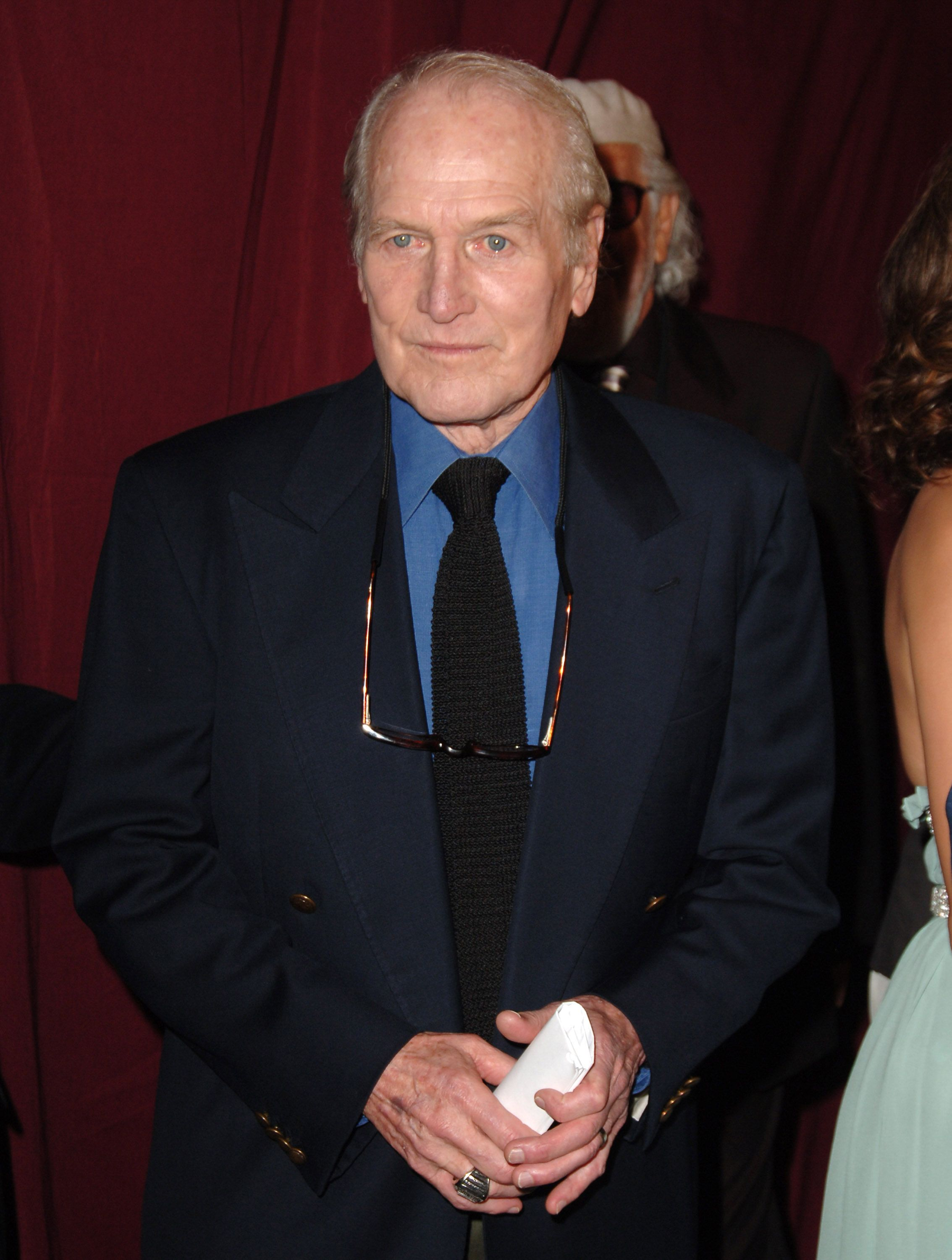 Paul Newman 2006 im Kodak Theatre in Hollywood   Quelle: Getty Images
