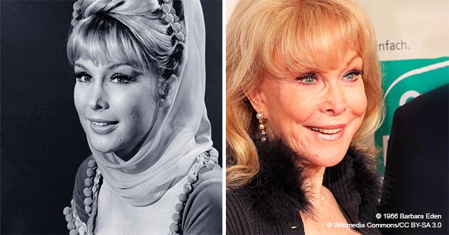 'I Dream of Jeannie' Star Barbara Eden Reportedly Shares the Secret of Her Longevity