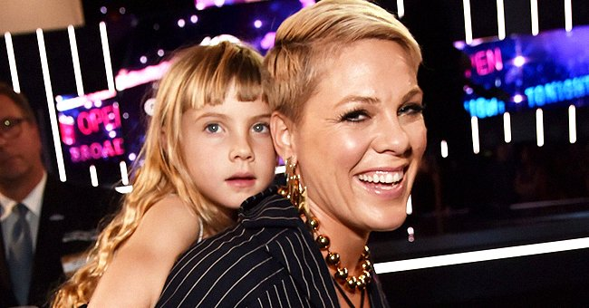Pink Shares Family Schedule to Help Fellow Parents Who Are Home with Kids Amid Coronavirus Outbreak