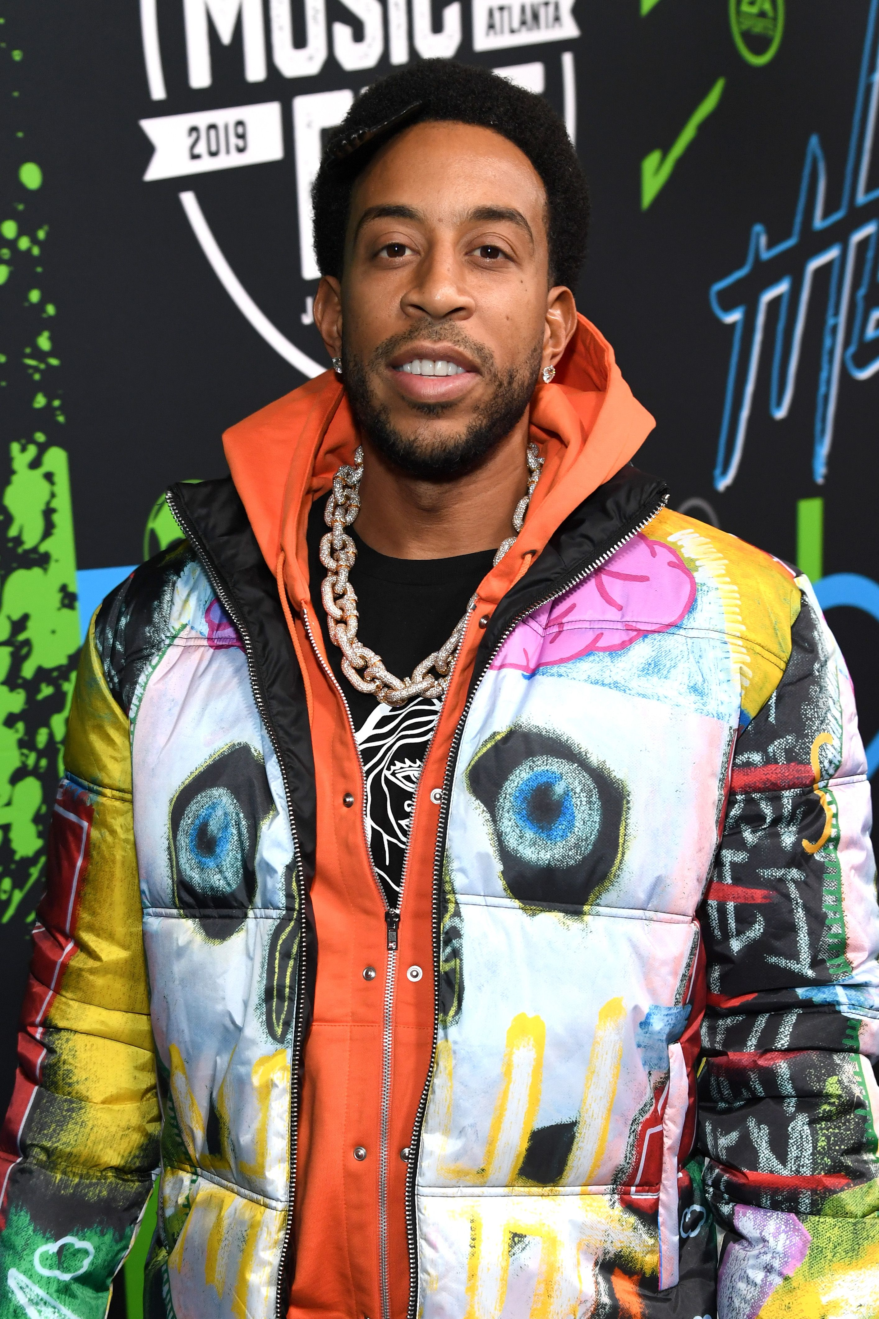 Ludacris at Bud Light Super Bowl Music Fest on January 31, 2019, in Atlanta   Photo: Getty Images