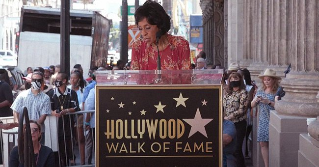 'The Jeffersons' Marla Gibbs Had Scary Moment at Hollywood Walk of Fame Ceremony - Here's What Happened