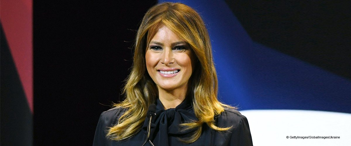 Melania Trump Congratulated Her Son Barron on His 13th Birthday, Sharing the Cutest Photo-Message