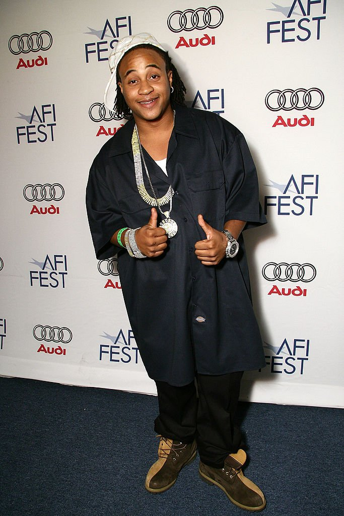 """Orlando Brown attends the world premiere of the movie """"Public Enemy"""" during the AFI Fest 2007 at Arclight Cinemas in Hollywood.   Photo: Getty Images"""