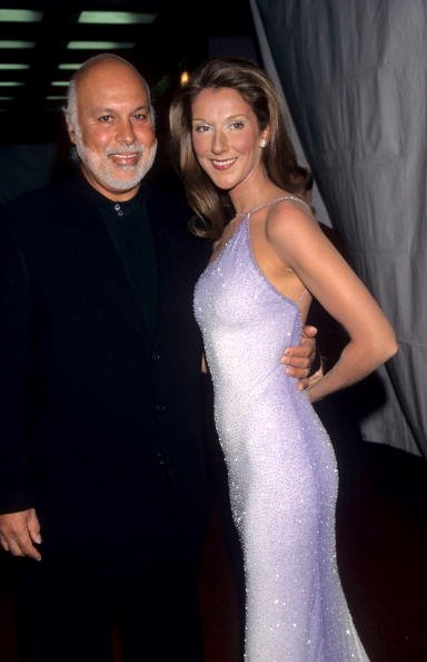Rene Angelil and Celine Dion. | Photo : Getty Images