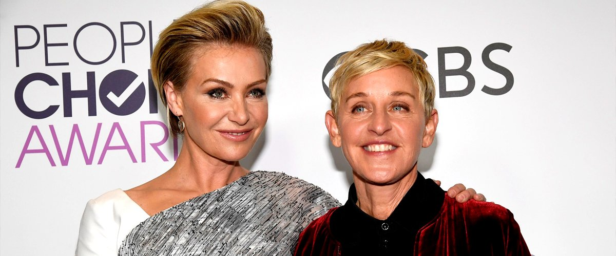 Portia de Rossi Took 3 Years to Tell Ellen DeGeneres She Was the One as She Wasn't Openly Gay