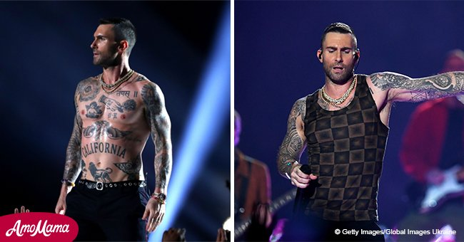 Adam Levine finally speaks out after being shamed for controversial Super Bowl performance