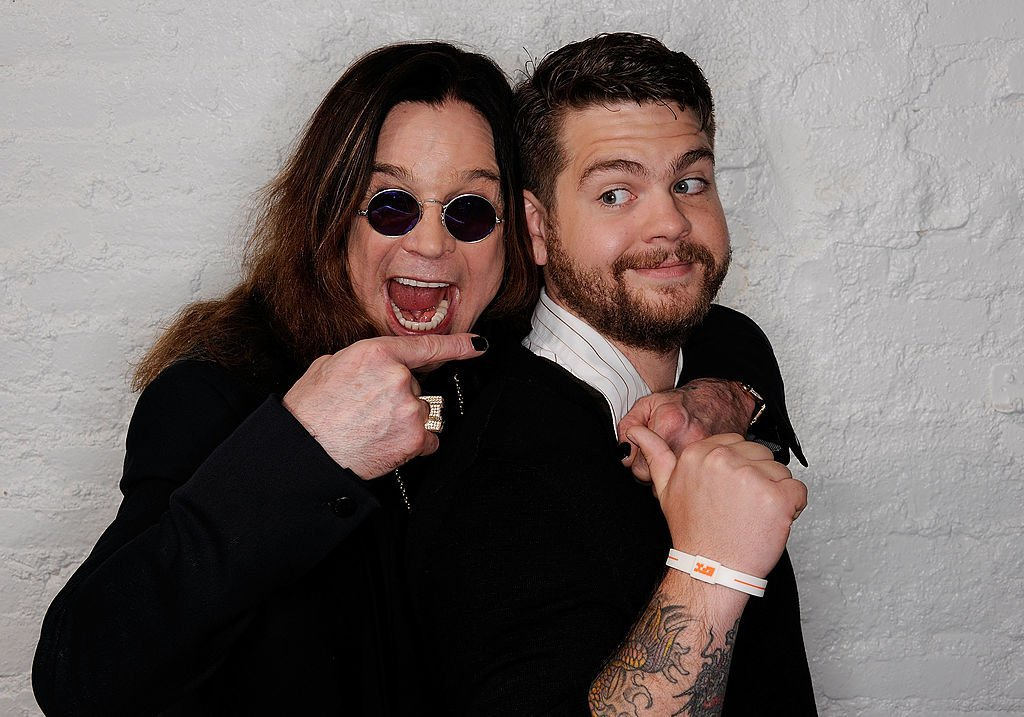 Ozzy Osbourne and son, producer Jack Osbourne visit the Tribeca Film Festival 2011 | Getty Images