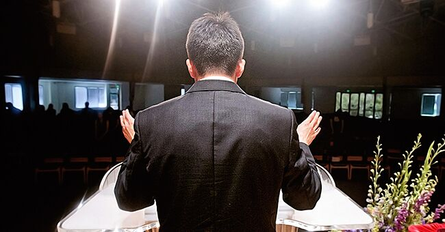 Daily Joke: Pastor Known for His Lengthy Sermons Asks Man Why He Left While He Was Preaching