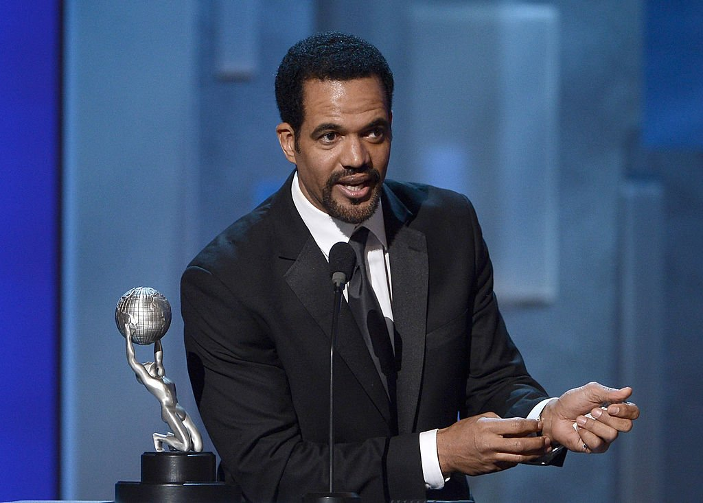 Kristoff St. John onstage during the 44th NAACP Image Awards, February 2013 | Source: Getty Images