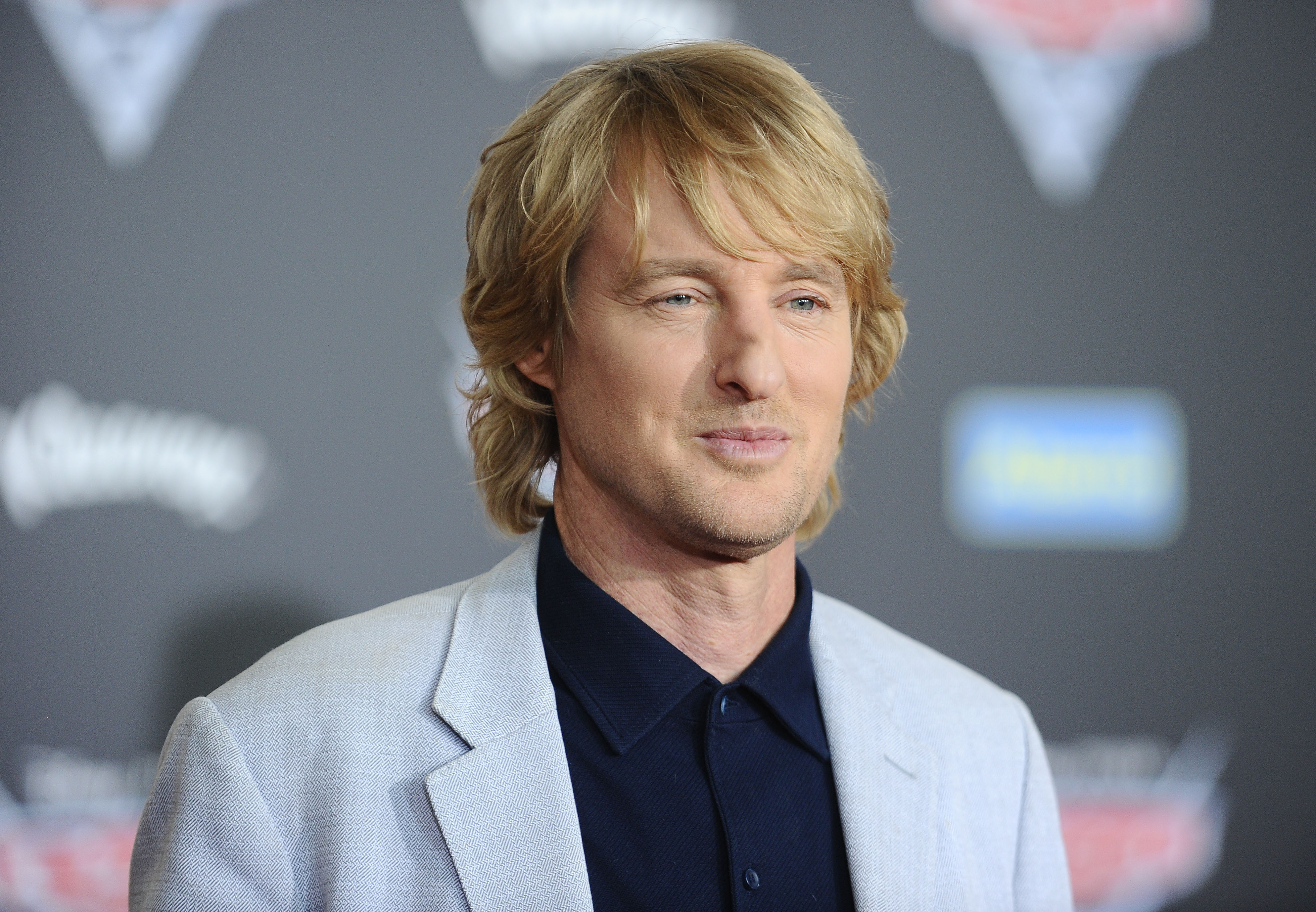 """Owen Wilson pictured at the """"Cars 3"""" premiere in Anaheim, California in 2017. 