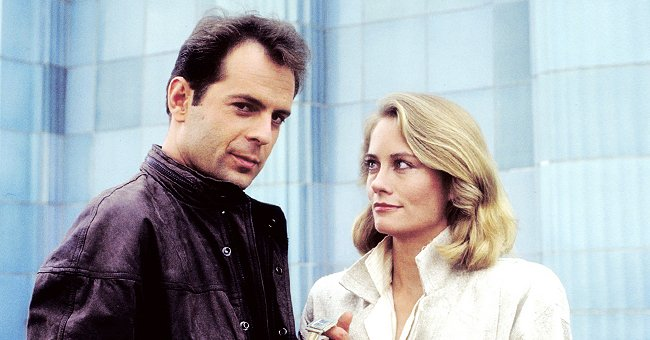 Bruce Willis and Cybill Shepherd of 'Moonlighting' 31 Years after the Series Last Aired