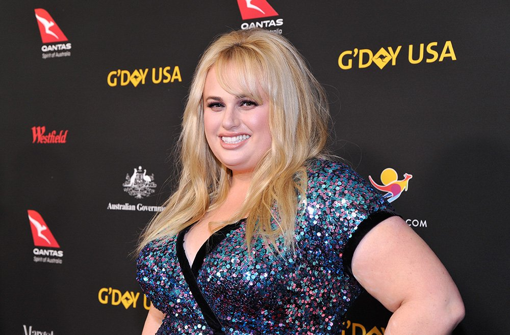 Rebel Wilson attending the 2018 G'Day USA Black Tie Gala at InterContinental Los Angeles Downtown in Los Angeles, California, in January 2018.  I Image: Getty Images.