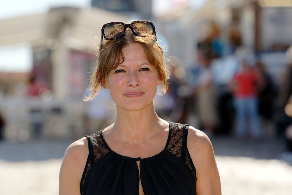 Laly Meignan participe au 21ème Festival de la Fiction TV à La Rochelle : Troisième jour le 13 septembre 2019 à La Rochelle, France. | Photo : Getty Images.