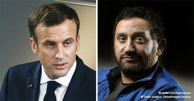 """Emmanuel Macron : Cyril Hanouna, héraut des Gilets jaunes, souhaite le confronter à """"un panel de Français"""""""