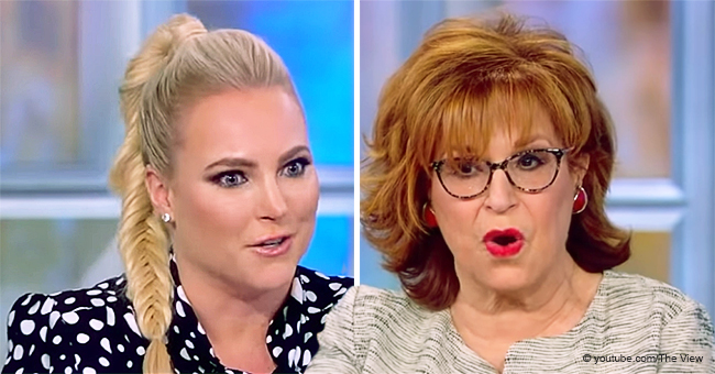 Meghan McCain and Joy Behar Start a 'Ridiculous' Debate about Democratic Socialism