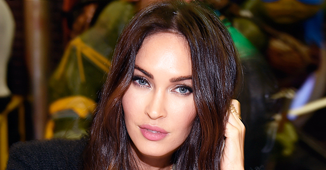 Megan Fox Shares Rare Family Pic with BH90210 Star Brian Austin Green & Their 3 Kids at Disneyland