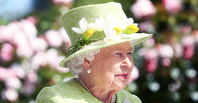 Queen Elizabeth Turned Heads with a Bold Green Outfit on the Last Day of the Royal Ascot