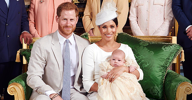 Royal Christening Gown Was Dyed in Yorkshire Tea, Queen Elizabeth's Dressmaker Says