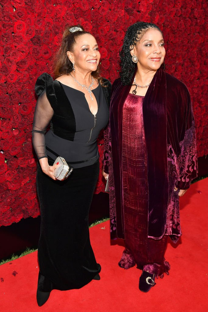 Debbie Allen and Phylicia Rashad attend Tyler Perry Studios grand opening gala on October 05, 2019 | Photo: Getty Images